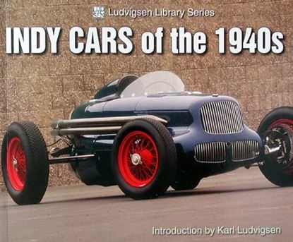 Picture of INDY CARS OF THE 1940s