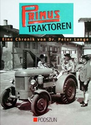Picture of PRIMUS TRAKTOREN: EINE CHRONIK