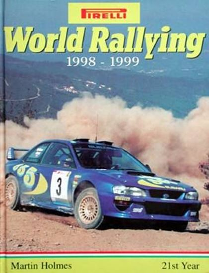 Immagine di WORLD RALLYING PIRELLI N. 21 1998/1999