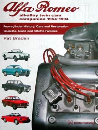 Immagine di ALFA ROMEO ALL-ALLOY TWIN CAM COMPANION 1954-1994