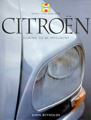 Immagine di CITROEN DARING TO BE DIFFERENT