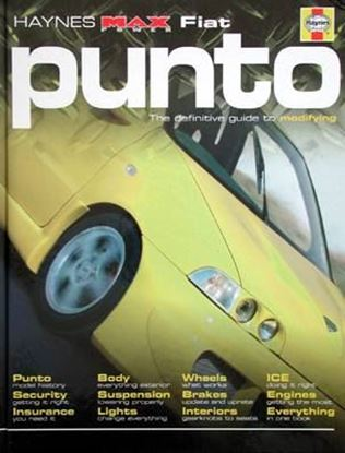 Picture of FIAT PUNTO THE DEFINITIVE GUIDE TO MODIFYING