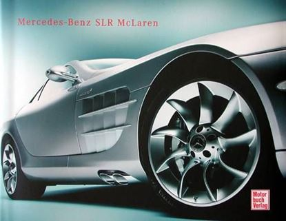 Picture of MERCEDES BENZ SLR McLAREN Ed. inglese/English ed.