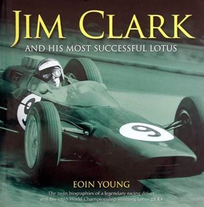 Picture of JIM CLARK AND HIS MOST SUCCESSFUL LOTUS