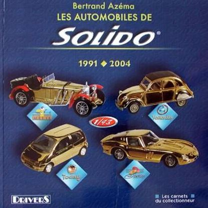 Picture of LES AUTOMOBILES DE SOLIDO 1991-2004