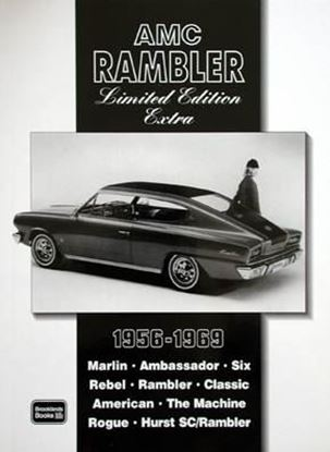 Immagine di AMC RAMBLER 1956-1969 LIMITED EDITION EXTRA