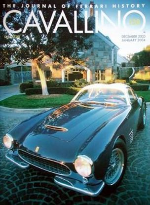 Immagine di CAVALLINO THE JOURNAL OF FERRARI HISTORY N° 138 – DECEMBER/JANUARY 2004