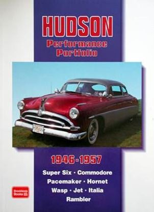 Picture of HUDSON 1946-1957 PERFORMANCE PORTFOLIO