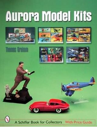 Picture of AURORA MODEL KITS -WITH PRICE GUIDE