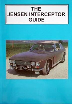 Picture of THE JENSEN INTERCEPTOR GUIDE