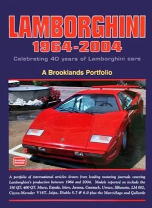 Picture of LAMBORGHINI 1964-2004 A BROOKLANDS PORTFOLIO