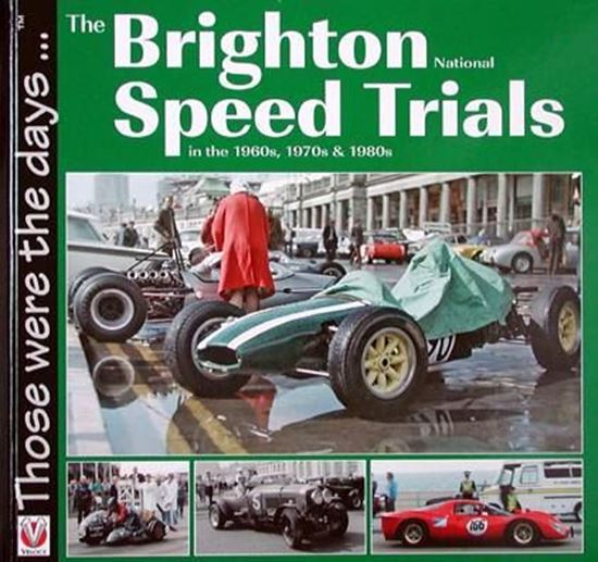 Picture of THE BRIGHTON NATIONAL SPEED TRIALS IN THE 1960s, 1970s & 1980s