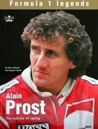Picture of ALAIN PROST THE SCIENCE OF RACING