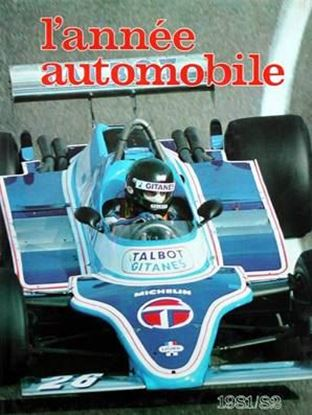 Picture of ANNEE AUTOMOBILE N.29 1981/82