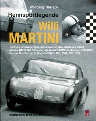 Immagine di WILLI MARTINI RENNSPORTLEGENDE