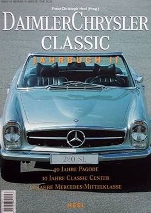 Picture of DAIMLERCHRYSLER CLASSIC JAHRBUCH II