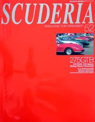 Immagine di SCUDERIA N. 52 MAGAZINE FOR FERRARISTI
