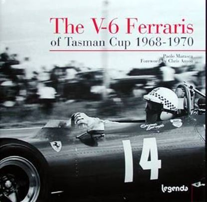 Immagine di THE V6 FERRARIS OF TASMAN CUP 1968-1970