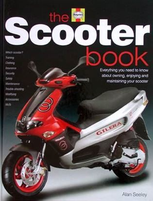 Picture of THE SCOOTER BOOK