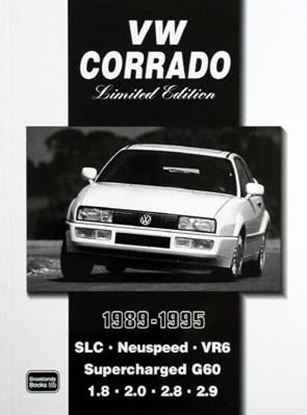 Immagine di VW CORRADO 1989-1995 LIMITED EDITION