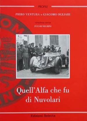 Picture of QUELL'ALFA CHE FU DI NUVOLARI