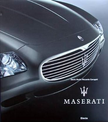 Picture of MASERATI Ed. Inglese/English ed.
