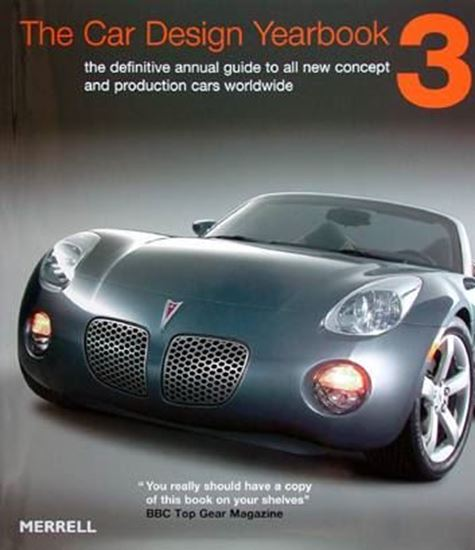Immagine di THE CAR DESIGN YEARBOOK 3