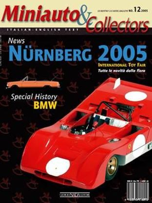 Immagine di MINIAUTO & COLLECTORS 12/2005: SPECIALE BMW