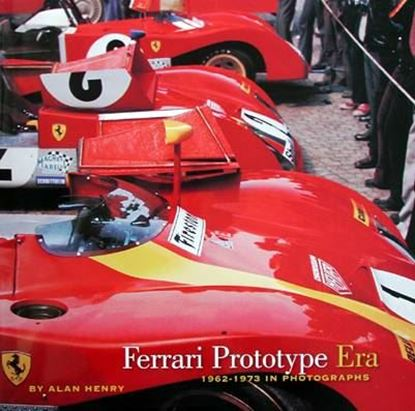 Picture of FERRARI PROTOTYPE ERA 1962-1973 IN PHOTOGRAPHS