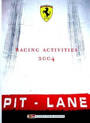 Picture of FERRARI RACING ACTIVITIES 2004