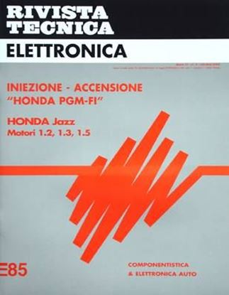Componentistica Elettronica N Iniezione Accensione Honda Pgm F Serie Rivista Tecnica Elettronica on 1997 Dodge Van Value