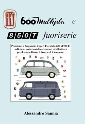 Picture of FIAT 600 MULTIPLA E 850 T FUORISERIE