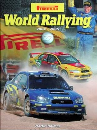 Immagine di WORLD RALLYING PIRELLI N. 27 2004/2005