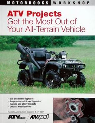 Immagine di ATV PROJECTS GET THE MOST OUT OF YOUR ALL-TERRAIN VEHICLE