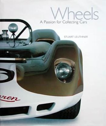 Picture of WHEELS: A PASSION FOR COLLECTING CARS