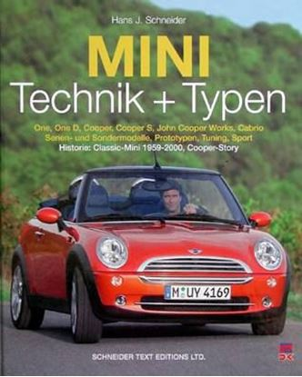 Picture of MINI TECHNIK + TYPEN
