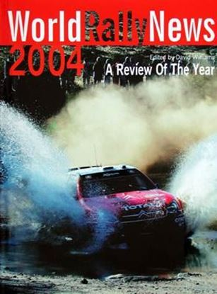 Immagine di RALLY YEARBOOK 2004-2005 WORLD RALLY CHAMPIONSHIP