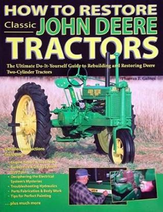 Picture of HOW TO RESTORE CLASSIC JOHN DEERE TRACTORS