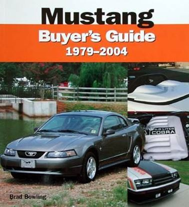 Picture of MUSTANG BUYER'S GUIDE 1979-2004