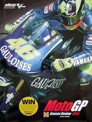 Immagine di MOTOGP SEASON REVIEW 2004