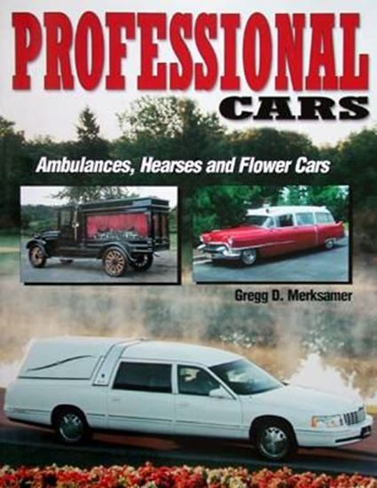 Picture of PROFESSIONAL CARS: AMBULANCES, HEARSES AND FLOWER CARS