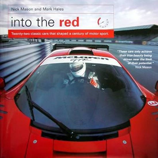 Picture of INTO THE RED 22 CLASSIC CARS THAT SHAPED A CENTURY OF MOTOR SPORT