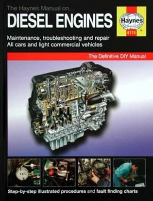 Picture of THE HAYNES MANUAL ON DIESEL ENGINES - NR. 4174