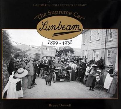 Picture of SUNBEAM THE SUPREME CAR 1899-1935