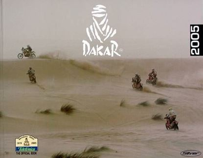 Immagine di DAKAR 2005 THE OFFICIAL BOOK