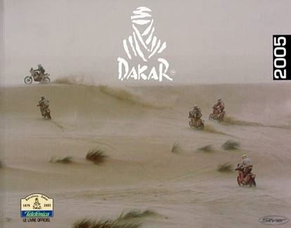 Immagine di DAKAR 2005 LE LIVRE OFFICIEL