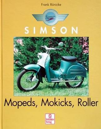 Picture of SIMSON MOPEDS, MOKICKS, ROLLER