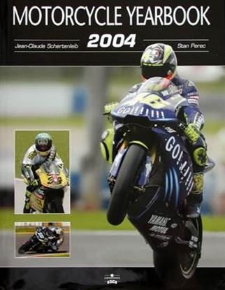 Picture of MOTORCYCLE YEARBOOK 2004