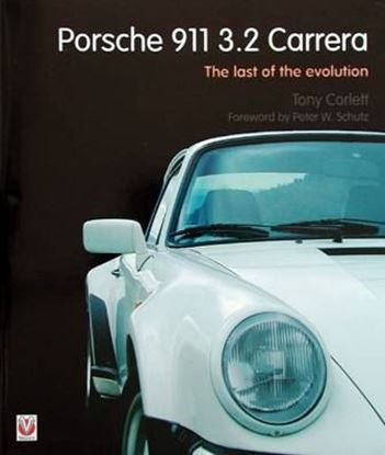 Picture of PORSCHE 911 3.2 CARRERA THE LAST OF THE EVOLUTION. Reprint 2017