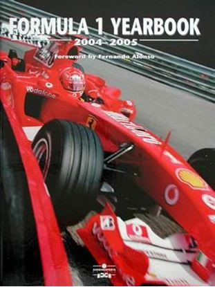 Immagine di FORMULA 1 YEARBOOK 2004-2005